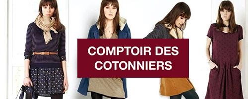 COMPTOIR DES COTONNIERS confection femmes...