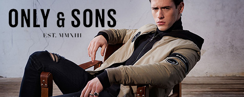 ONLY & SONS confection hommes...