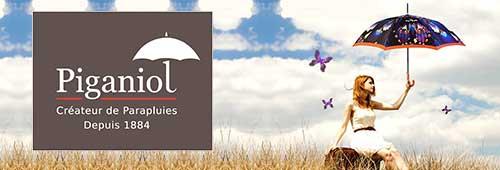 PIGANIOL parapluies...