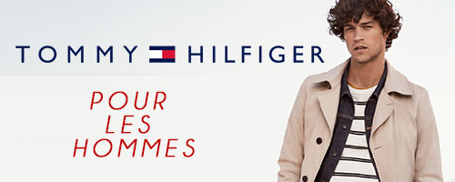 TOMMY HILFIGER confection hommes...